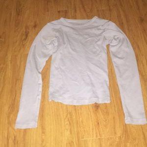 Long Sleeve Light Blue Shirt